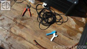 Инструменти, тръби и фитинги