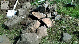 Камъни от изкупа