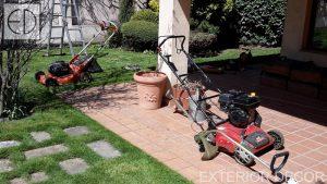 Моторни инструменти за поддръжка на тревни площи